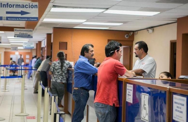 Abriran oficinas de recaudacion de rentas los dias jueves for Oficina recaudacion